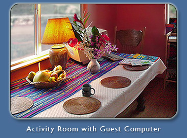 Activity Room with Computer & High-Speed Internet Connection